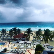 Cancun hurricane earl storm