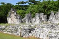 Maya ruins el ray cancun