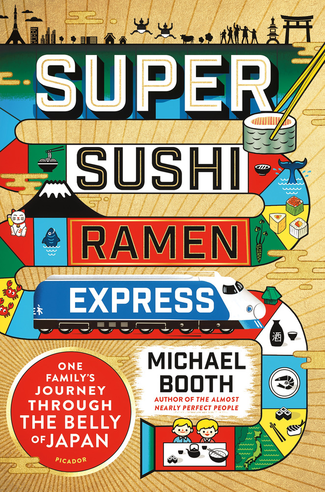 "In Praise of Sashimi: ""Super Sushi Ramen Express"" Delights"