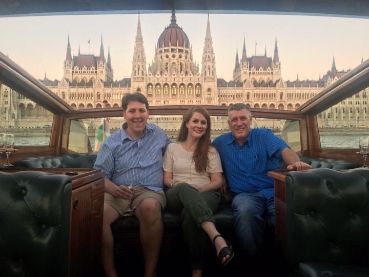 Luxury River Cruise Budapest