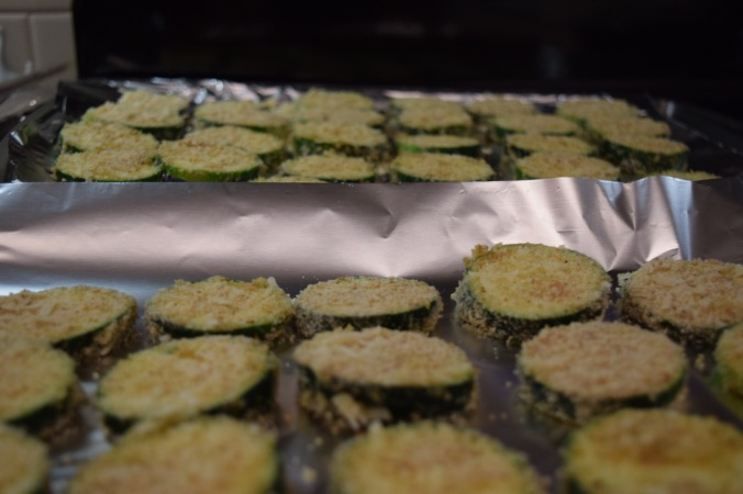 Zucchini Crisps My Tables of Content