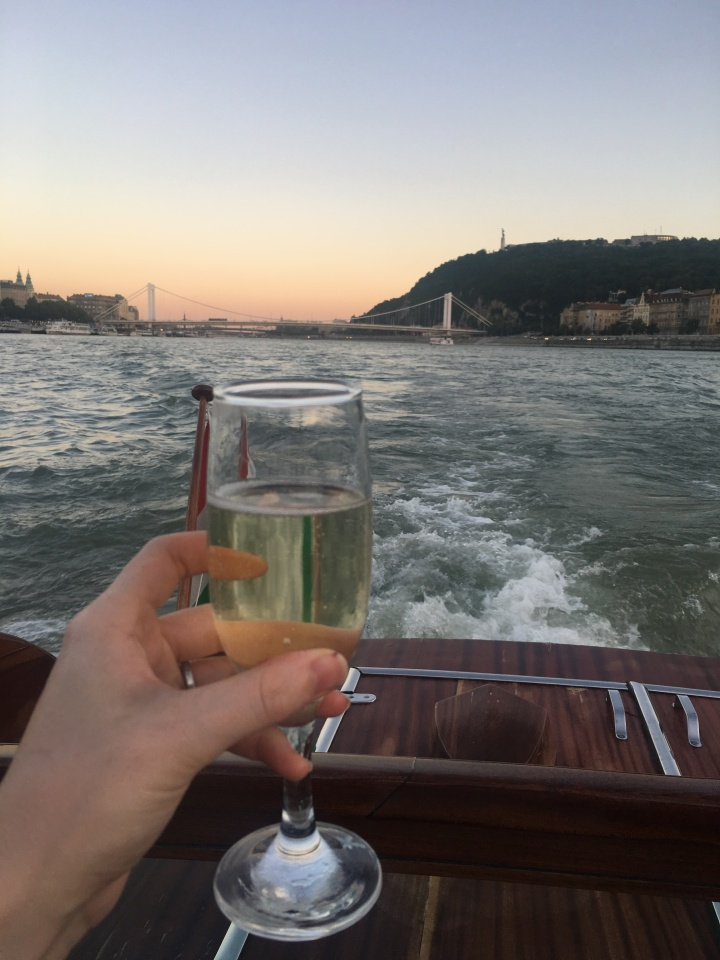 champagne dreams Danube river cruise