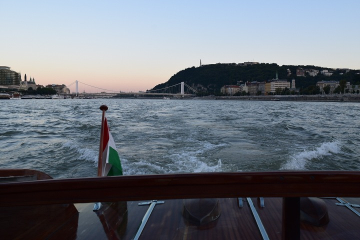 Budapest River Cruise