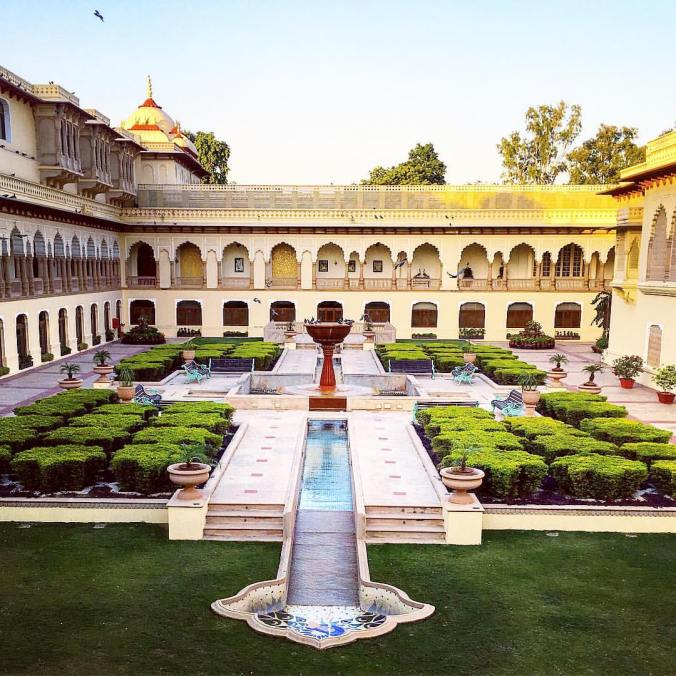 Green Gables State of Mind Rambagh Palace