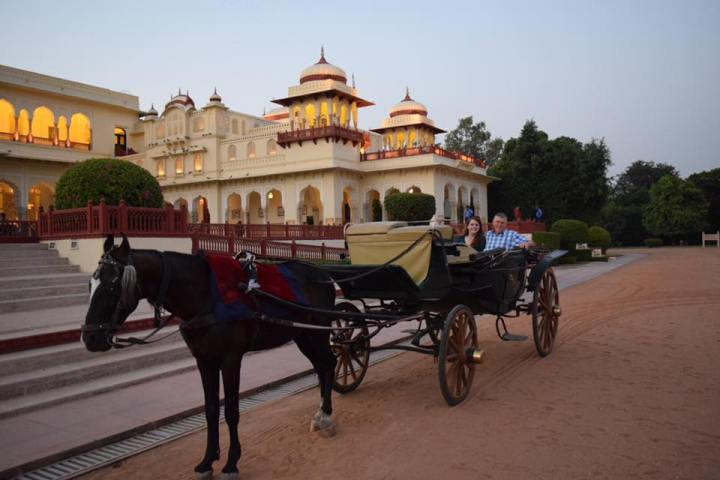 Live Like a Royal in Rajasthan