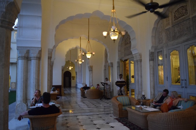 Green Gables State of Mind Rambagh Palace India