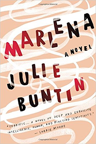 "3. ""Marlena"" of Michigan, AKA the Book that took me back to High School"
