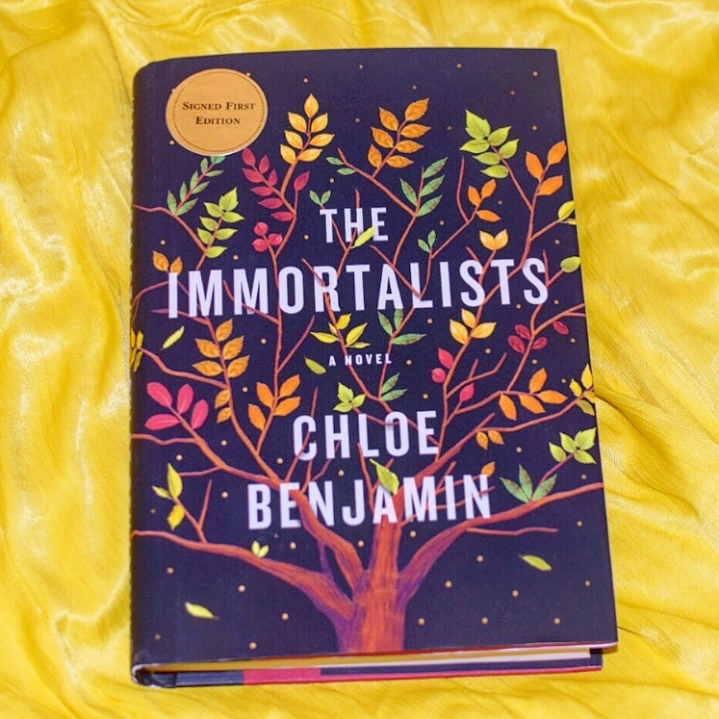 GIVEAWAY: Signed Copy of The Immortalists by Chloe Benjamin!