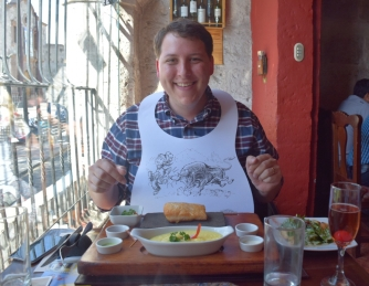 Arequipa Zig Zag restaurant
